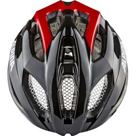 Alpina Fedaia Casque, black-red